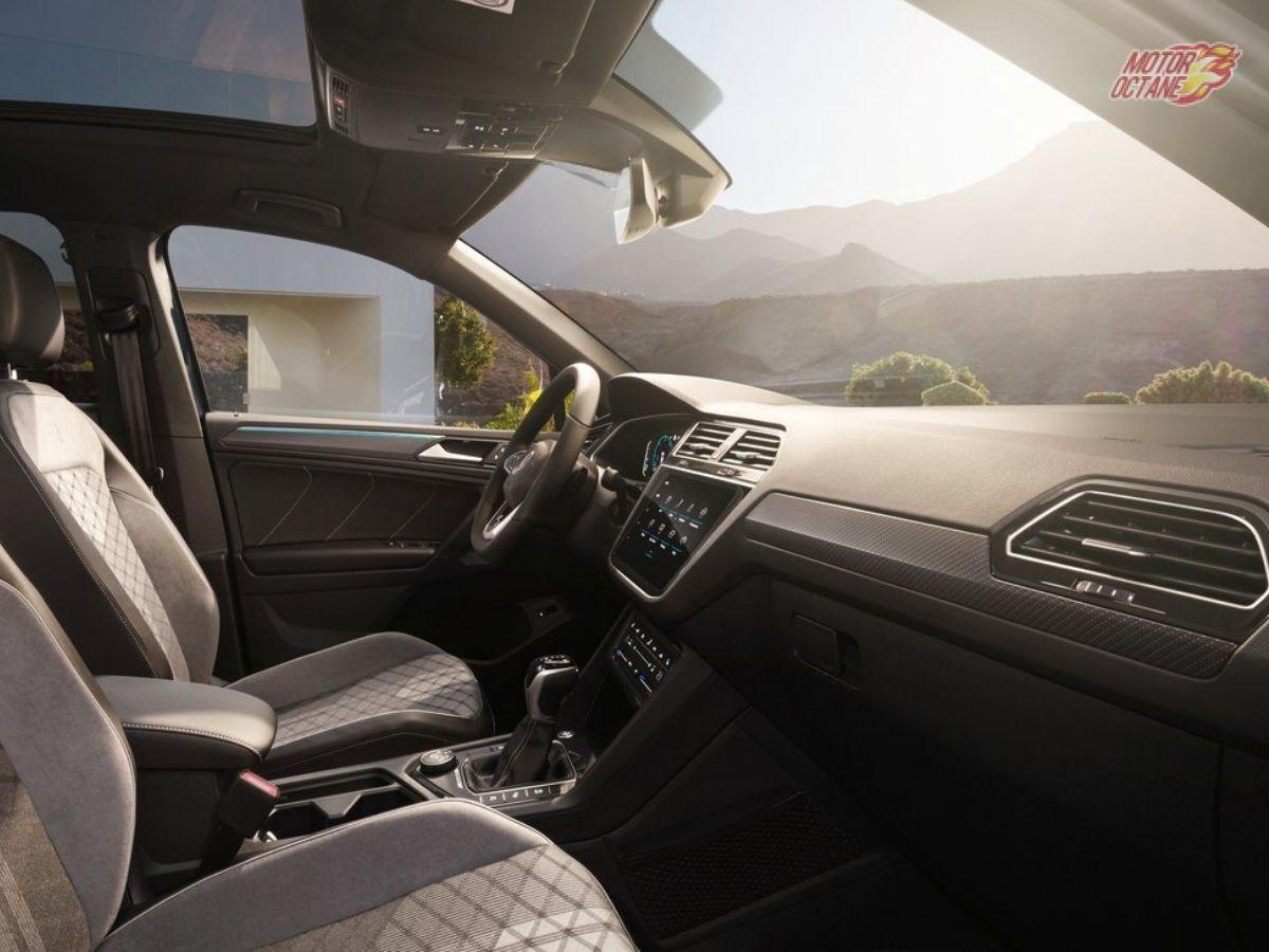 facelift coming 2021 Volkswagen Tiguan