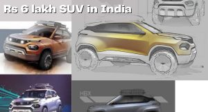 Tata Rs 6 lakh SUV