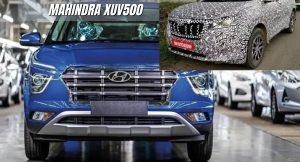 XUV500 vs Alcazar