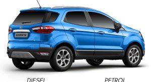 Ford EcoSport SE Price