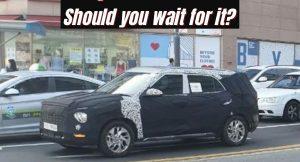 New Hyundai Alcazar should you wait for it?