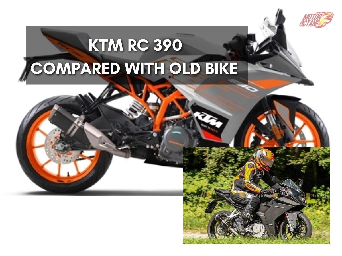 KTM RC 390 Thumbnail