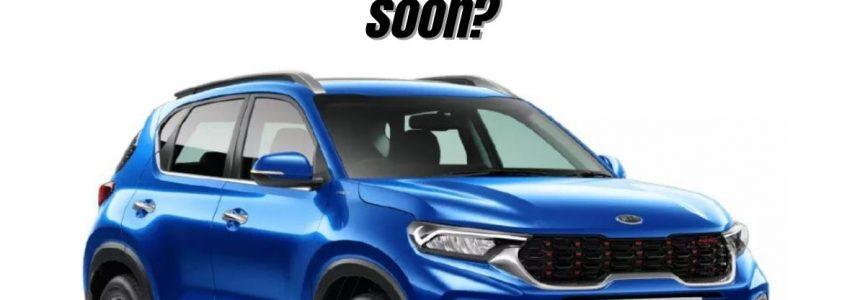 New Kia Sonet variant coming soon