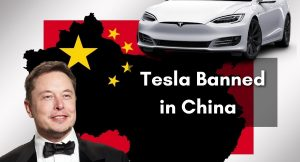 Tesla Banned in China