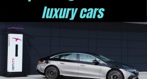 Upcoming electric luxury cars