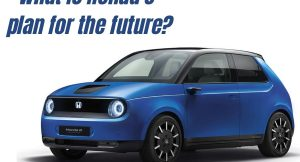 Where is Honda headed? Only electric?