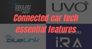 5 essential features of connected car technology