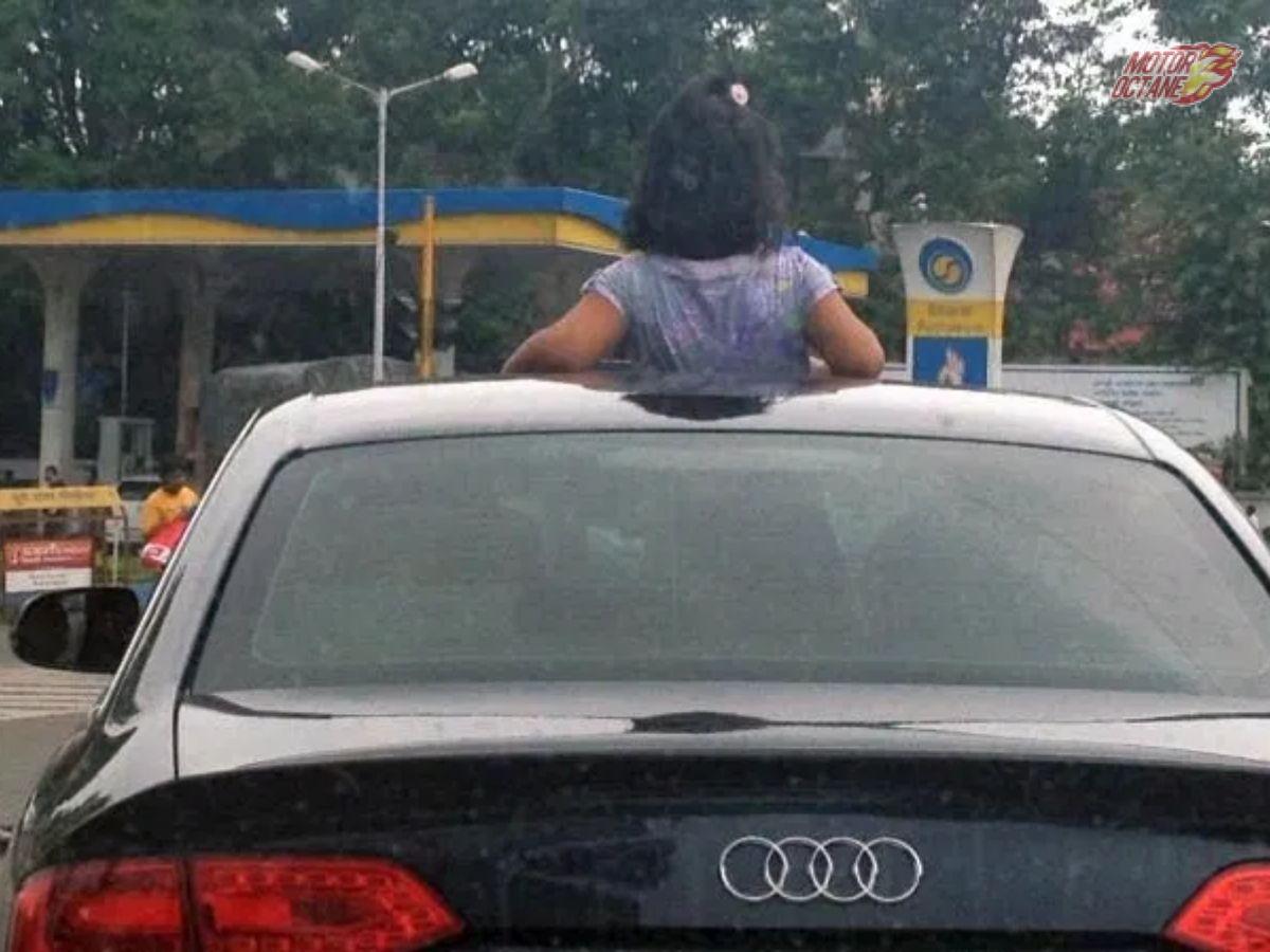 Child Hazard Disadvantages of Sunroof (5)