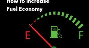 increase Fuel Economy