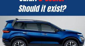 Tata Safari 5-seater Should it exist?