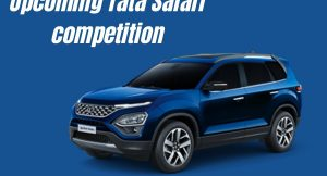Upcoming Tata Safari competition cars