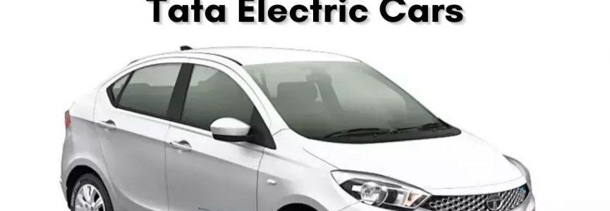 Upcoming electric tata cars (1)