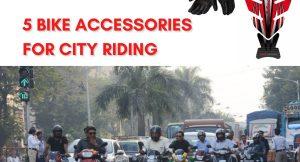 city bike accessories