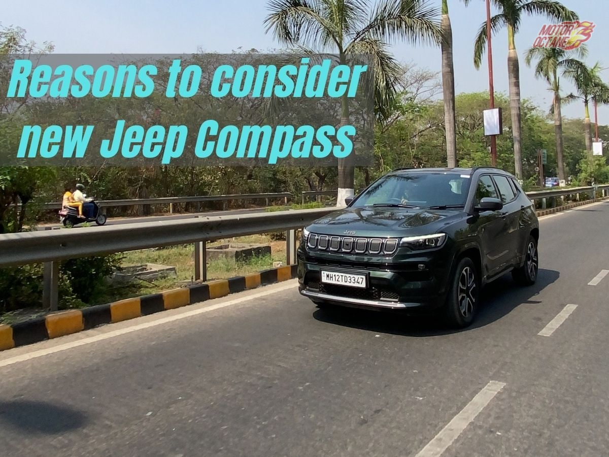 5 reasons to consider updated Jeep Compass