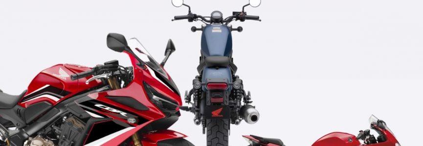European honda bikes