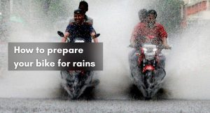 protect your bike in rains