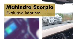 new Mahindra Scorpio