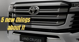 new-generation Toyota Land Cruiser