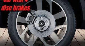 Cars with 4 disc brakes under Rs 25 Lakh