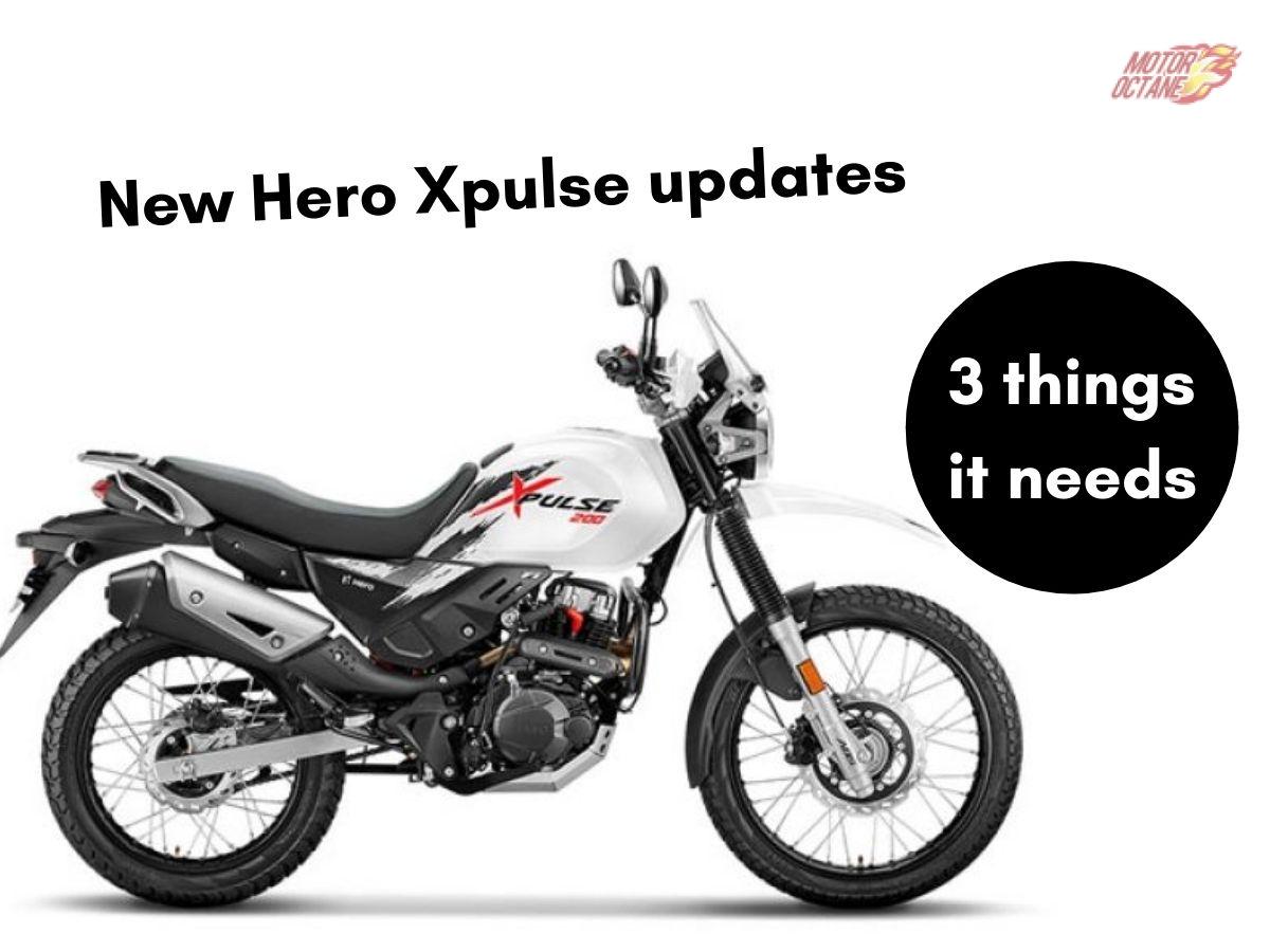 New Hero Xpulse