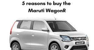 Maruti WagonR