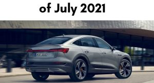 New car launches of July 2021