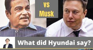 Elon Musk vs Nitin Gadkari