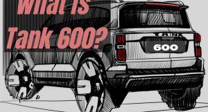 Great Wall Motors Tank 600 SUV