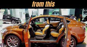 Mahindra XUV900 Coupe - 5 things we want