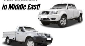 Middle East Tata Xenon