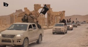 Toyota will help fight terrorism