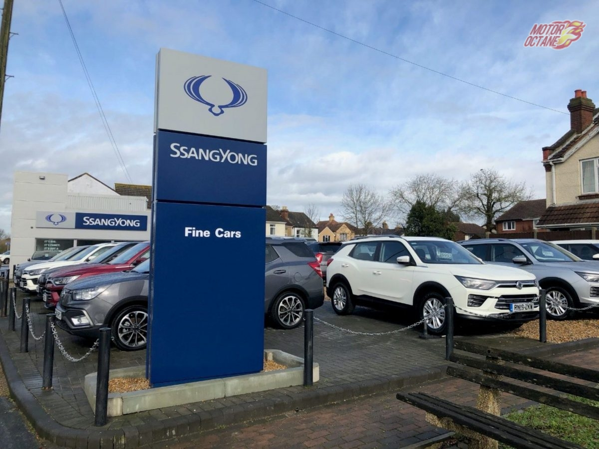 Ssangyong bought by American company