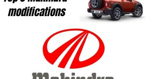 Top 5 Mahindra modifications