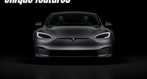 Unique features of Tesla