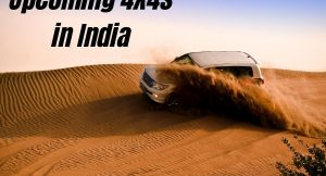 Upcoming 4X4s in India - Know them here!