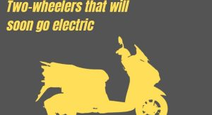 electric two-wheelers