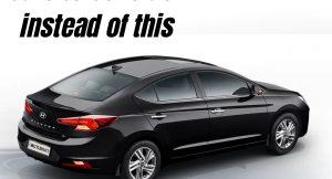 4 cars to consider instead of Hyundai Elantra