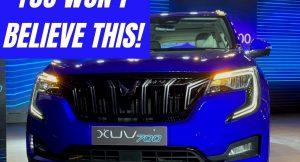 Mahindra XUV700 price