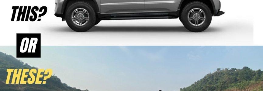 Bolero Neo compact SUV