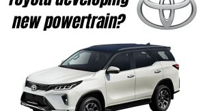 Toyota developing new powertrain - what is it?