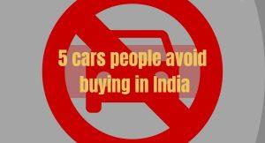 cars avoid