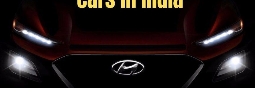 Hyundai Upcoming cars