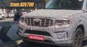 Mahindra Scorpio XUV700