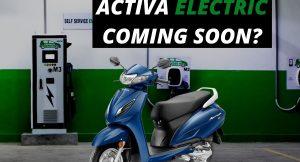 electric Honda Activa