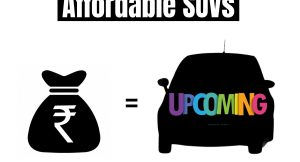 Upcoming Rs 10 lakh SUVs