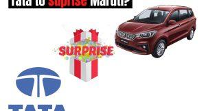 Tata Ertiga competition